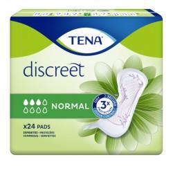 Protection urinaire femme - Tena Discreet Normal Tena Lady - 1