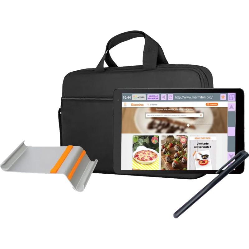 Pack Tablette Facilotab L 10,1 pouces WiFi - 16GO - Alcatel Facilotab - 1