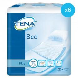 Alèses - TENA Bed Plus - 60x90 - Pack de 6 sachets Tena Bed - 1