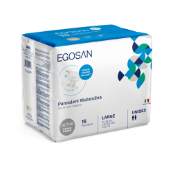 Couches Adulte - Egosan Diapers -  L ULTRA Egosan Diapers - 1