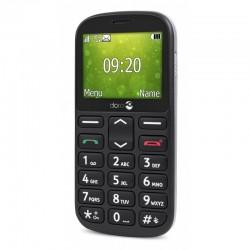 Téléphone Mobile plat DORO 1360 - noir