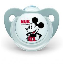 NUK - Lot de 2 Sucettes MICKEY 6-18 mois  - 1
