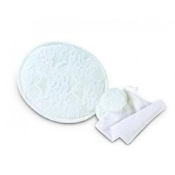 NUK - Coussinets d'allaitement lavables (x6)  - 2