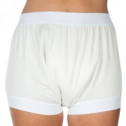 Culotte plastique en polyuréthane coupe boxer à entrejambe large - Suprima Suprima - 1