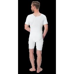 Body incontinence pour adulte avec zip dans le dos - Suprima Suprima - 2
