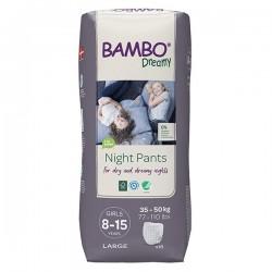Abena Bambo Dreamy - Couches culottes énurésie fille - 8-15 ans Abena BAMBO Nature - 1