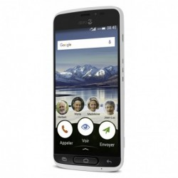 Smartphone DORO 8040 - blanc