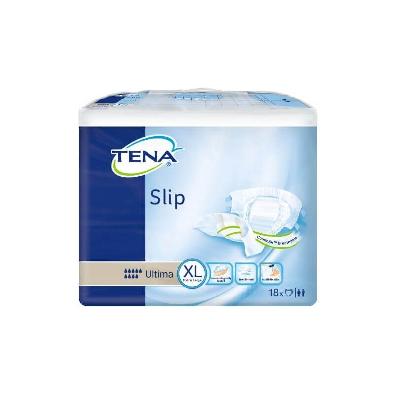 Pack de 3 sachets de TENA Slip Ultima Taille XL