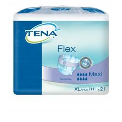 Pack de 4 sachets de TENA Flex XL Maxi