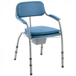 CHAISE-TOILETTES INVACARE OMEGA ADJUSTABLE H450LA