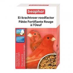 Pâtée fortifiante rouge aux oeufs Béaphar pour oiseaux