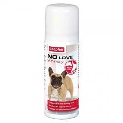 No Love, spray éducateur (éloigne mâles) Béaphar pour chien