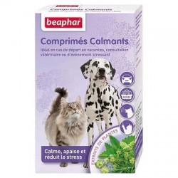 Comprimés calmants Béaphar pour chien et chat