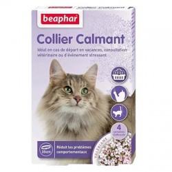 Collier calmant Béaphar pour chat