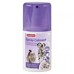 Spray calmant Béaphar chat et chien, à vaporiser dans l'environnement