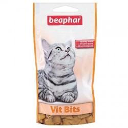 Vit-Bits, friandises Béaphar enrichies en vitamines pour chat