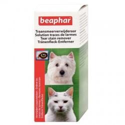 Solution Béaphar contre les traces de larmes pour chien et chat