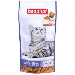 Malt Bits, friandises allégées Béaphar au malt pour chat