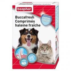 Comprimés haleine fraîche Béaphar pour chien et chat
