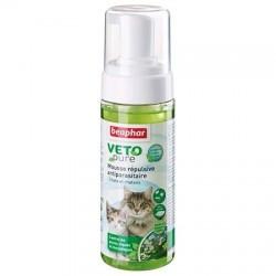 Mousse répulsive antiparasitaire Béaphar pour chat et chaton
