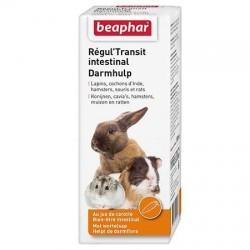 Régul'transit, solution hygiène digestive Béaphar pour rongeur