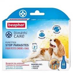 Pipettes stop parasites Béaphar pour chien