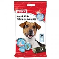 Bâtonnets dentaires Béaphar pour chien