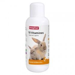 10 Vitamines Béaphar pour lapin