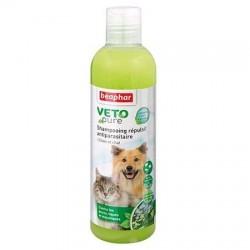 Shampooing répulsif antiparasitaire Béaphar pour chien et chat