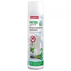 Spray insecticide habitat Veto Pure de Béaphar