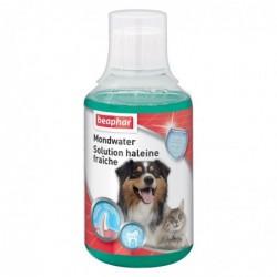 Solution haleine fraîche Béaphar pour chien et chat