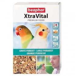 Alimentation XtraVital de Béaphar pour grande perruche