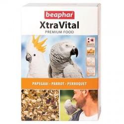 Alimentation XtraVital de Béaphar pour perroquet