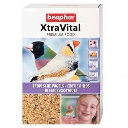 XtraVital, alimentation Béaphar pour oiseaux exotiques