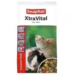 Alimentation XtraVital de Béaphar pour rat