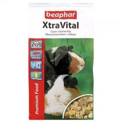 Alimentation XtraVital de Béaphar pour cochon d'Inde