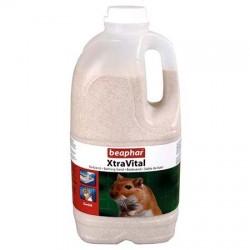 Sable à bain XtraVital de Béaphar pour gerbille