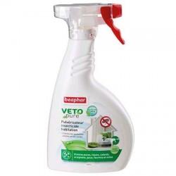 Pulvérisateur insecticide habitation Veto Pure de Béaphar