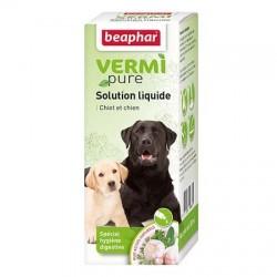VERMIpure, solution aux plantes Béaphar pour chien