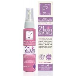 Bio Spray Sommeil aux 21 Huiles Essentielles biologiques