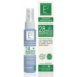 Bio Spray Respiratoire aux 28 Huiles Essentielles biologiques